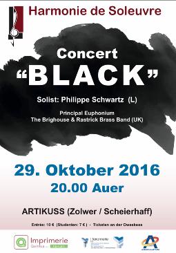 black-concert