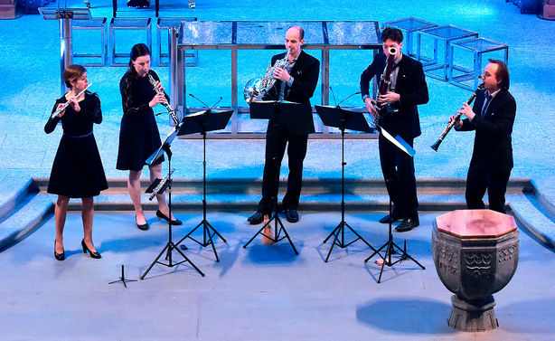 pentaton-quintett