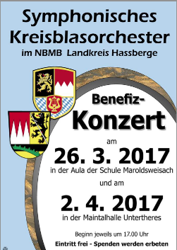 Highlands:2x:Kreisorchester Hassberge