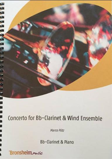 Clarinet Concerto:piano